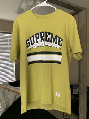 $120 for both LARGE supreme tees. Brand new for Sale in Haslet, TX