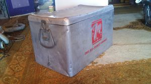 1950's Vintage 7up Cooler Ice Chest Orginal Cronstroms Aluminum for Sale in Monrovia, CA