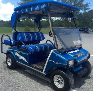 Fast beautiful golf cart club car for Sale in Orlando, FL