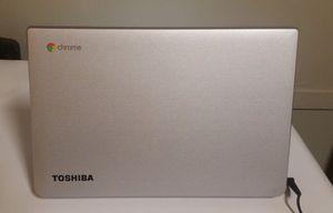 "Toshiba Chromebook 2 Intel 16GB SSD 13.3"" screen 4GB RAM laptop for Sale in Oakland, CA"