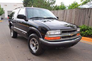 2000 Chevrolet blazer for Sale in Chantilly, VA