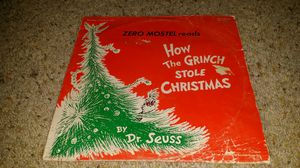 How the grinch stole Christmas lp for Sale in Weslaco, TX