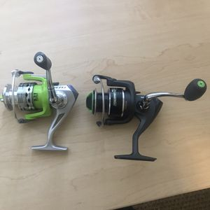 Two Brand New Fishing Reels for Sale in Phoenix, AZ