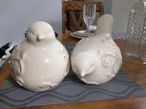 Ceramic doves for Sale in Houston, TX