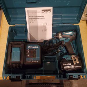 Makita 18v power tools XDT13Z SET for Sale in Spotsylvania Courthouse, VA