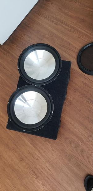 Boss audio subwoofer speakers for Sale in Martinsburg, WV