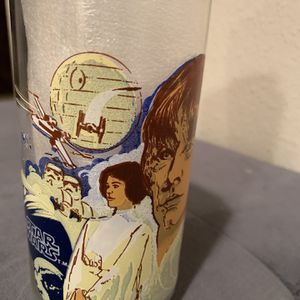 1977 Star Wars Burger King Glass for Sale in Vancouver, WA