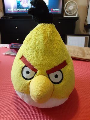 "Plush Angry Birds yellow Bird Stuffed Animal 9"" for Sale in Lehigh Acres, FL"