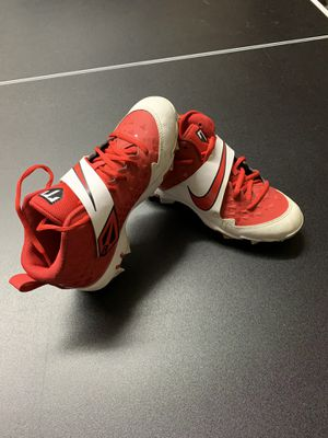 Nike baseball shoes 4.5Y for Sale in Milpitas, CA