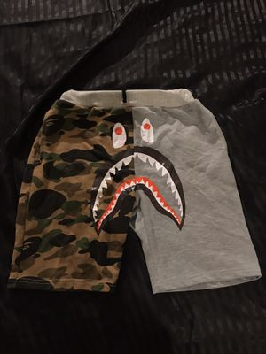 Bape shorts size small for Sale in Norco, CA
