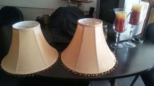 Lamp shades and more for Sale in Venice, FL