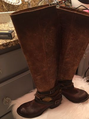 Steve Madden Firebird collection boots for Sale in Atlanta, GA