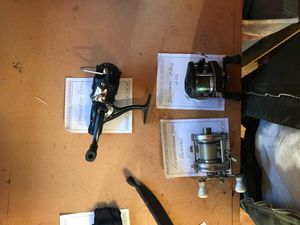 Fishing reels/tools! for Sale in Garland, TX