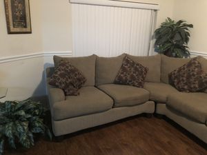 Sectional sofa for Sale in Brandon, FL