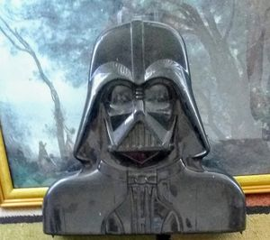Vintage Darth Vader Case with 25 Action Figures for Sale in Saint Pete Beach, FL
