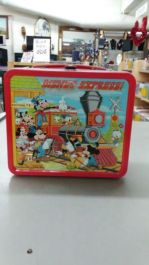Disney Express lunch box & thurmus for Sale in Mesa, AZ