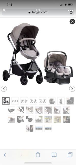 Evenflo stroller\car seat for Sale in Chicago, IL