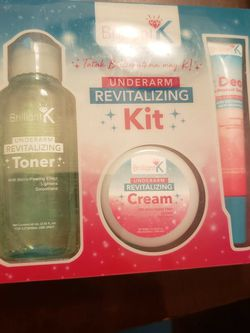 UnderArm Revitalizing Kit New for Sale in Kaysville,  UT
