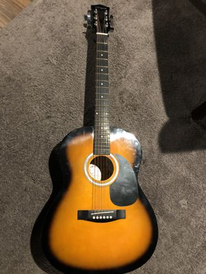Marin smith guitar music instrument $65 today only for Sale in Los Angeles, CA