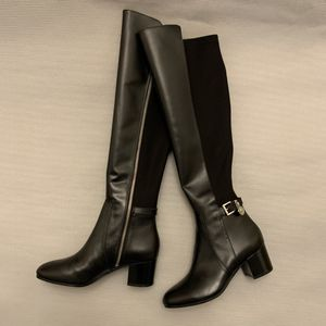 MICHAEL KORS Aileen over the knee Leather Boot for Sale in St. Louis, MO