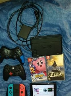 Nintendo Switch Console for Sale in Mascoutah,  IL