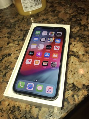 iPhone X 256 gig AT&T ! for Sale in Oak Lawn, IL
