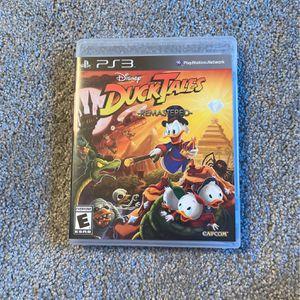 Duck tales Ps3 for Sale in Ipswich, MA