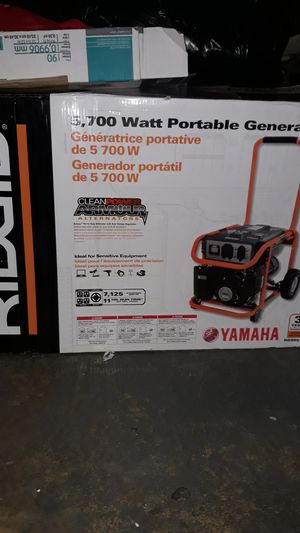 Generator for Sale in Washington, DC
