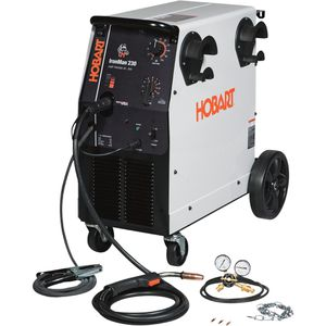 Hobart IronMan 230 MIG Welder, 230V for Sale in Washington, DC