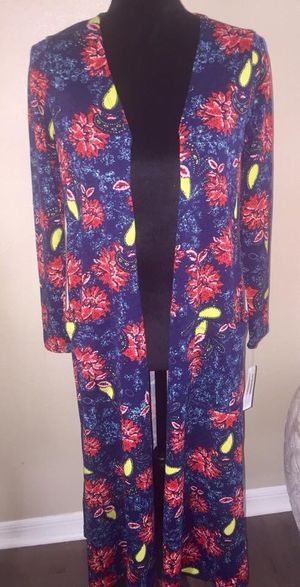 New Women's Small (Size 6-8) Floral LulaRoe Sarah Cardigan for Sale in Seminole, FL