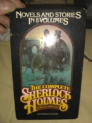 Complete Sherlock Holmes book set for Sale in Pittsburgh, PA
