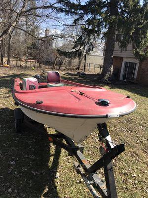 "Fishing boat 14"" for Sale in Bloomfield Hills, MI"