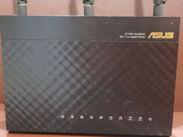 Asus AC1900 Router - Like New!!