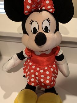 Disney Minnie Mouse Plush for Sale in Simi Valley,  CA