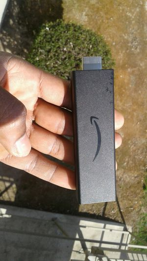 Fire tv(No remote no power cord )needs resetting for Sale in Tulare, CA