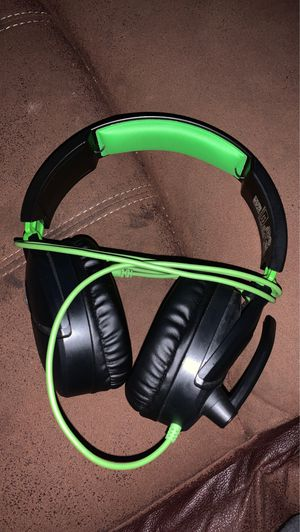 Turtle beaches headset for Xbox one for Sale in Dallas, TX
