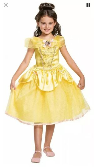 Disney Princess Beauty and the Beast - Belle - Child Costume - M 8-10 for Sale in Apopka, FL