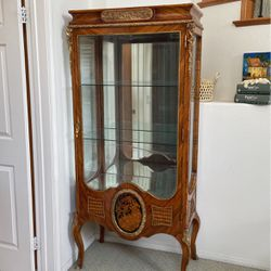 Antique China Cabinet for Sale in Los Angeles,  CA