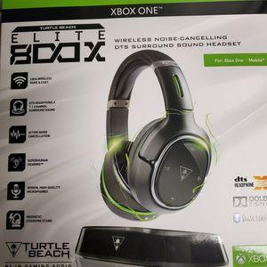 Tutrle Beach Elite 800x For XBOX One for Sale in Battle Ground, WA