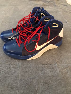 Nike Hyperdunk Puerto Rico 2008 Olympics Size 13 for Sale in Tampa, FL