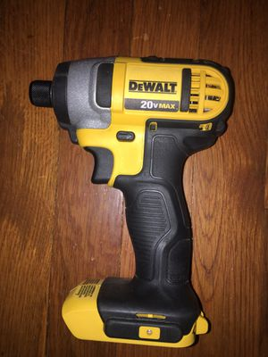 impact drill dewalt 20v for Sale in Rockville, MD