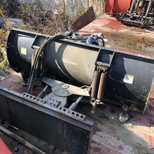 Plow skid steer for Sale in Evanston, IL