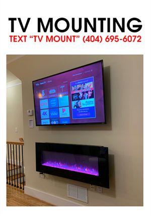 TV Mounting for Sale in Atlanta, GA