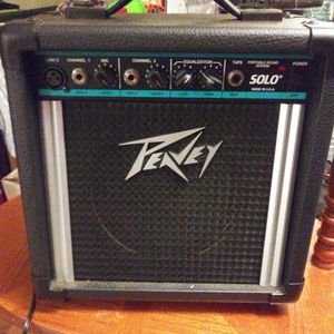 Peavey Electric Guitar Solo Amp for Sale in Lynnwood, WA