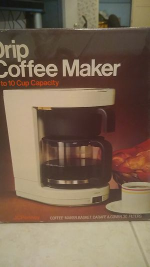 Drip Coffee Maker for Sale in Alhambra, CA