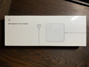 Apple 60W MagSafe 2 Power Adapter for Sale in Los Angeles, CA