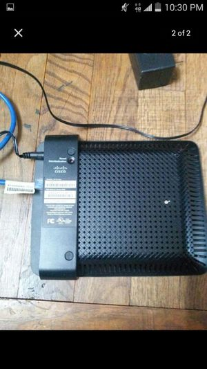 Linksys Internet Router for Sale in Detroit, MI