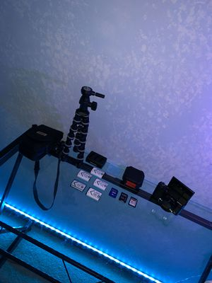 camera bundle for Sale in Bloomingdale, IL
