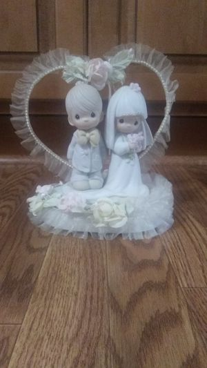 Bride and groom $20.00 for Sale in Flowery Branch, GA
