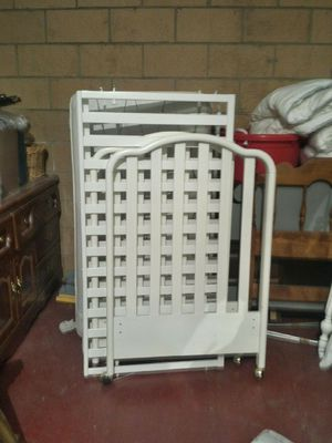 Baby Crib Solid & Quality for Sale in Salt Lake City, UT